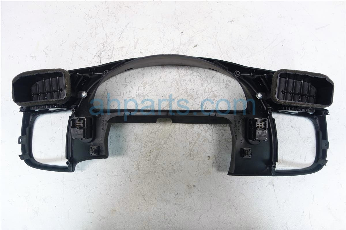 2007 Honda S2000 SPEEDOMETER BEZEL 77100 S2A J02ZB 77100S2AJ02ZB Replacement