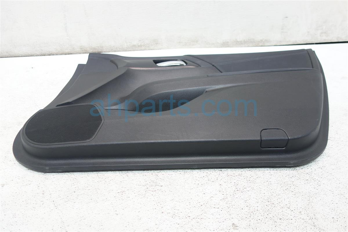2013 Honda Accord Front passenger DOOR PANEL TRIM LINER black 83500 T2A A72ZF 83500T2AA72ZF Replacement