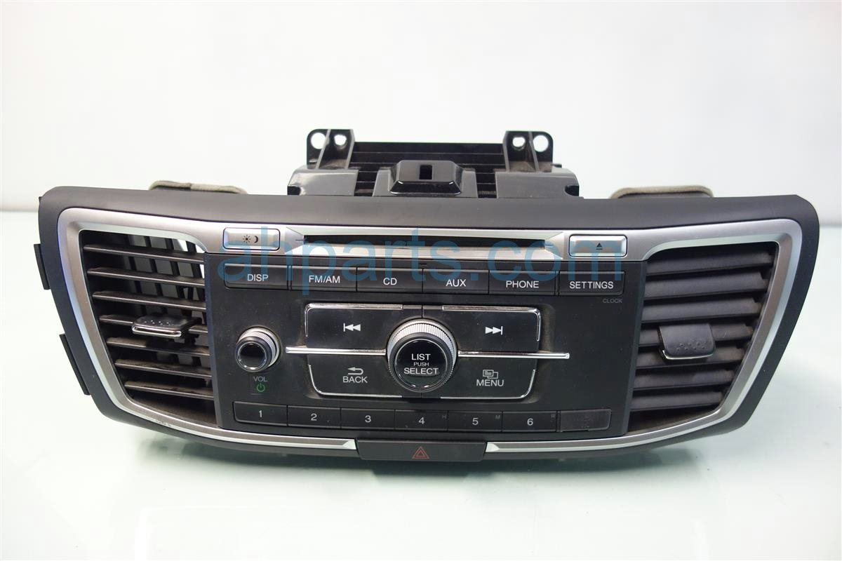 2013 Honda Accord AM FM 6 DISC CD RADIO 39171 T2A A21 39171T2AA21 Replacement