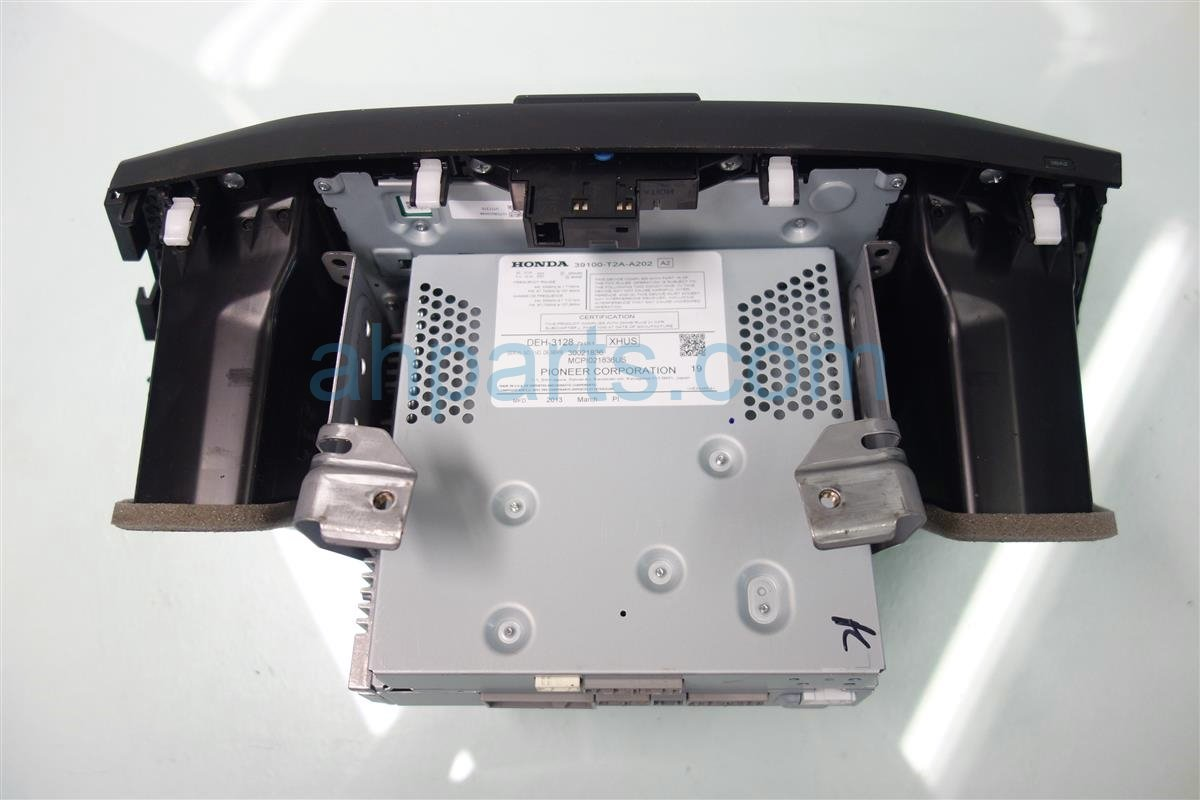 2013 Honda Accord AM FM 6 DISC CD RADIO 39170 T2A A21 39170T2AA21 Replacement