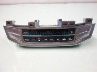 2013 Honda Accord Temperature AC heater CLIMATE CONTROL UNIT 79600 T2F A41ZB 79600T2FA41ZB Replacement