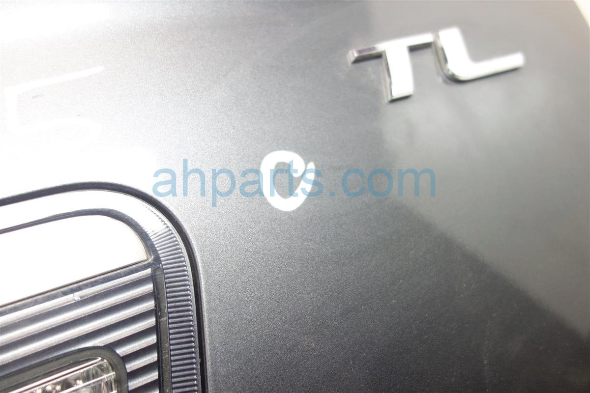 2008 Acura TL DECK LID REAR TRUNK GRAY Replacement