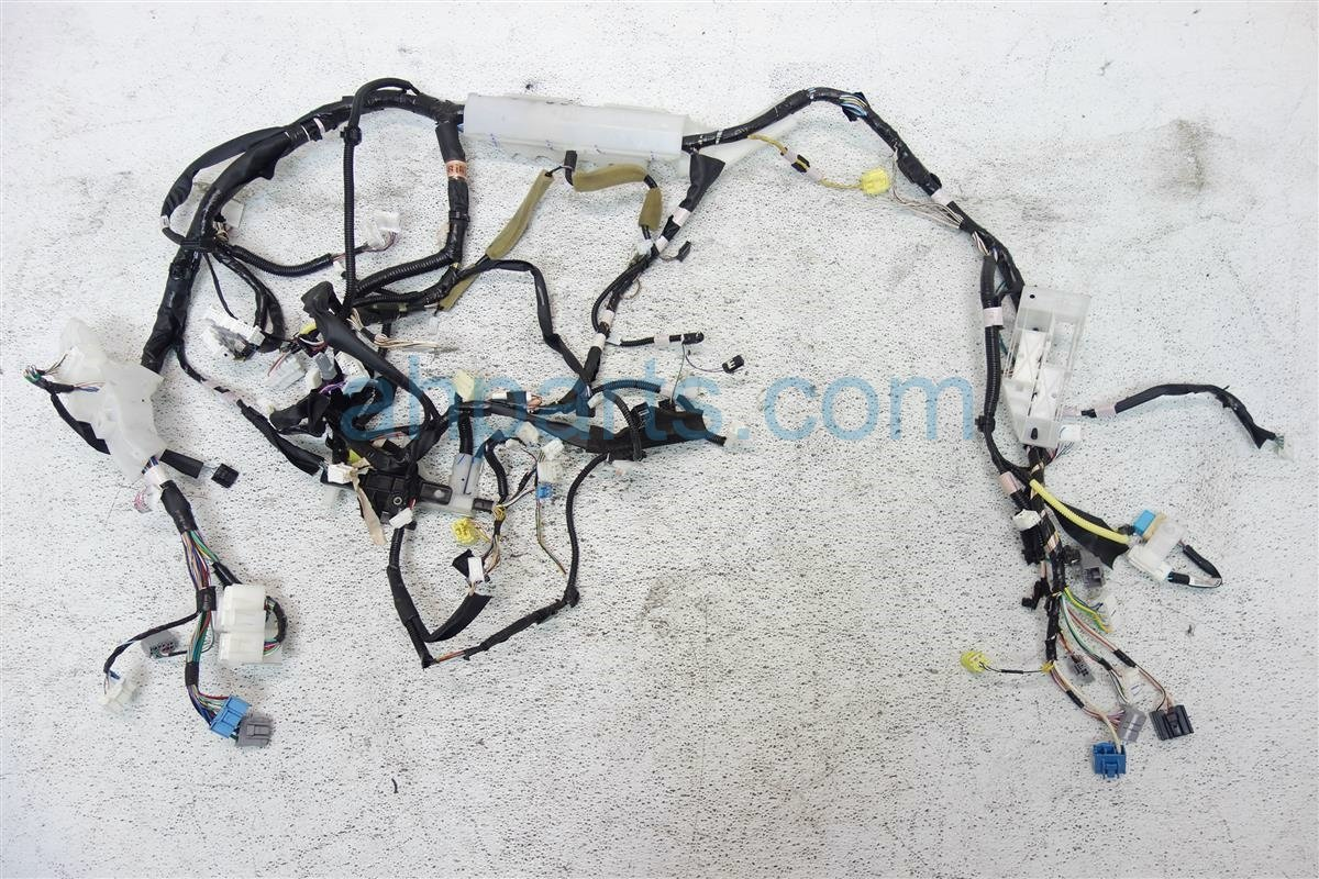 2012 Toyota Camry INSTRUMENT WIRE HARNESS 82141 0X431 Replacement