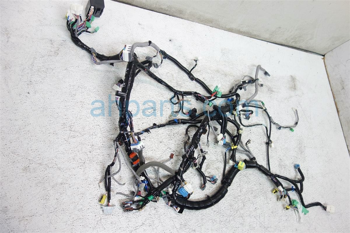 2014 Acura MDX INSTRUMENT WIRE HARNESS 32117 TZ6 A10 32117TZ6A10 Replacement