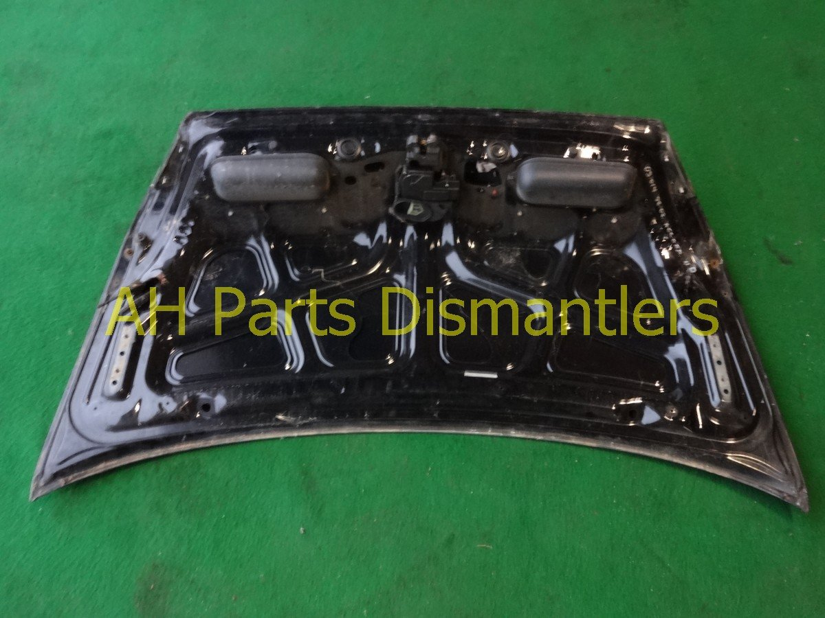 2001 Honda Accord Trunk 2DR REAR DECK LID BLK OEM 68500 S82 A93ZZ 68500S82A93ZZ Replacement