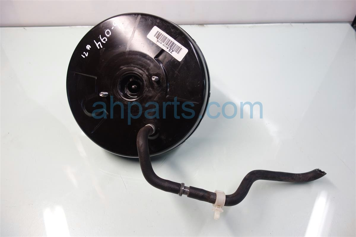 2014 Acura MDX Power BRAKE BOOSTER Replacement