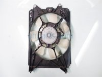 2012 Honda Civic Cooling AC CONDENSER FAN ASSEMBLY 19030 RSJ E01 19030RSJE01 Replacement