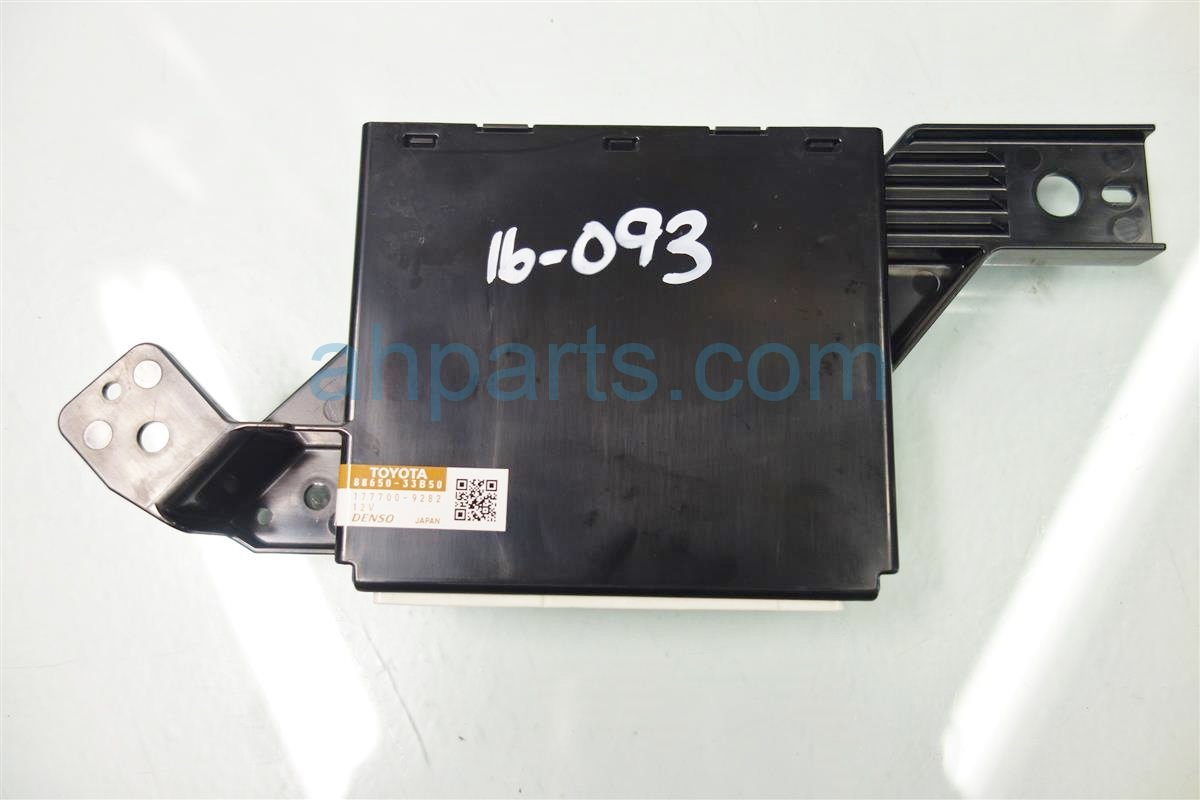 2013 Lexus Es300h TEMPERATURE AMPLIFIER 88650 33B50 Replacement