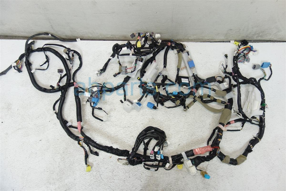 2013 Lexus Es300h INSTRUMENT DASH WIRE HARNESS 82141 33Z80 8214133Z80 Replacement