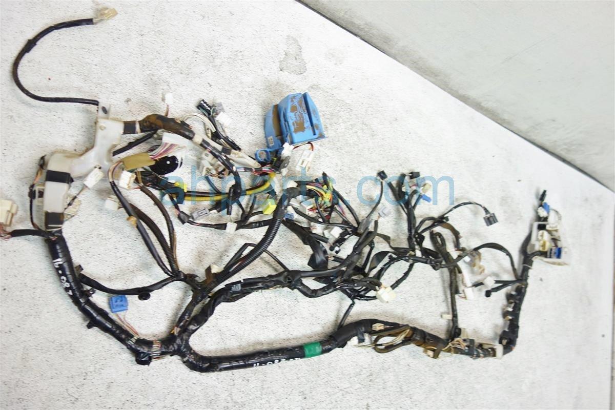 2011 Toyota Highlander INSTRUMENT PANEL HARNESS 82141 0E490 821410E490 Replacement
