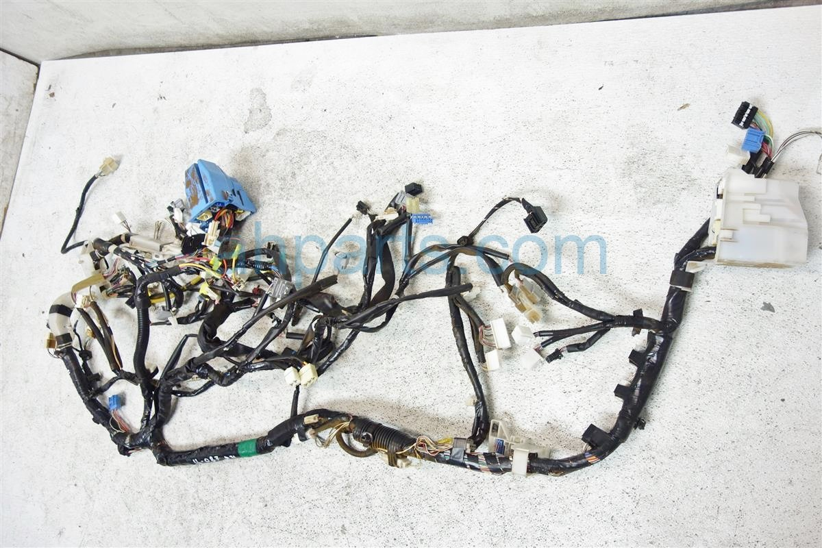 2011 Toyota Highlander INSTRUMENT PANEL HARNESS 82141 0E490 821410E490 Replacement