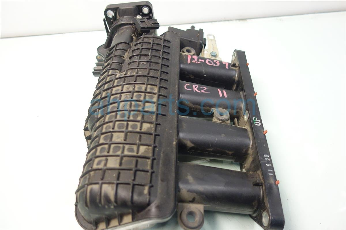 2011 CR Z UPPER INTAKE MANIFOLD PLASTIC 17010 RTW 000 17010RTW000 Replacement