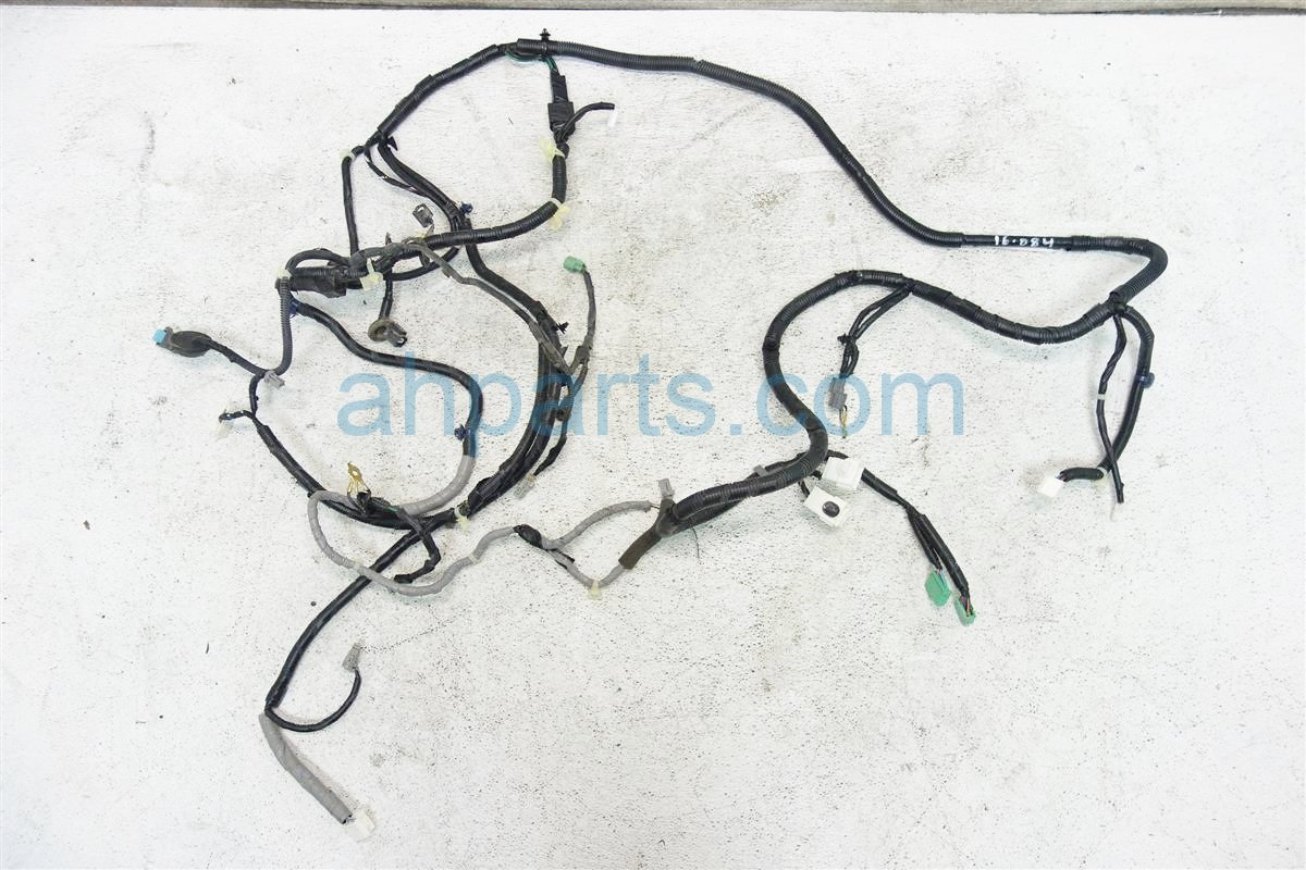 2009 Acura TSX LEFT SIDE FLOOR WIRE HARNESS 32160 TL0 A10 32160TL0A10 Replacement