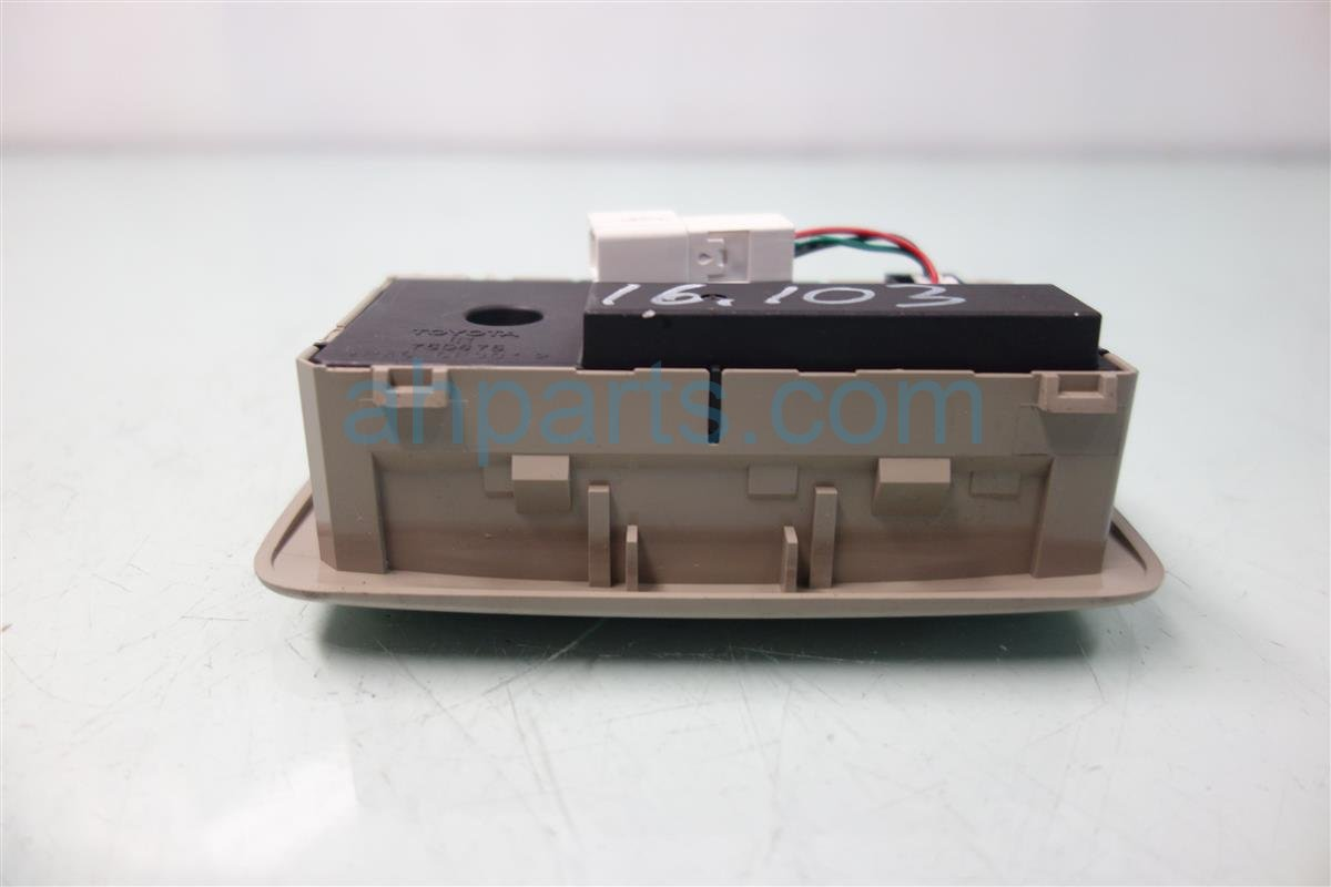 2013 Toyota Sienna Temperature Climate AC HEATER A C CONTROL REAR 55900 08130 E0 5590008130E0 Replacement