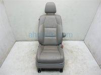 2011 Honda Odyssey Front passenger SEAT LIGHT GRAY LEATHER 04811 TK8 A40ZA 04811TK8A40ZA Replacement