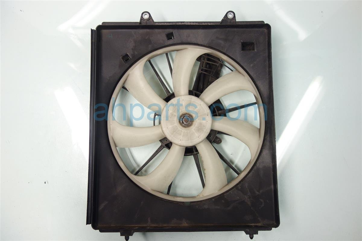 2011 Honda Odyssey Cooling AC CONDENSER FAN ASSEMBLY 38615 RV0 A01 38615RV0A01 Replacement