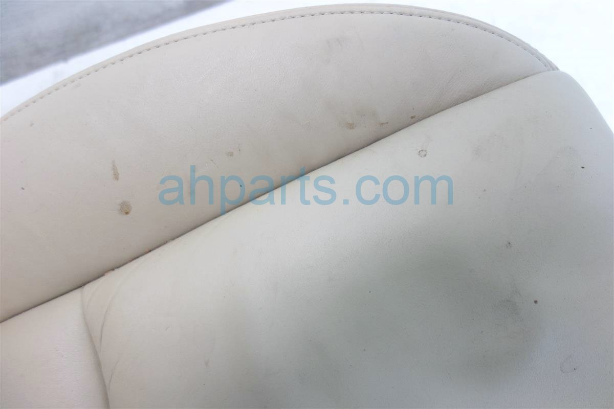 2010 Acura MDX Front passenger SEAT TAN NORMAL WEAR 81127 STX L01 81127STXL01 Replacement