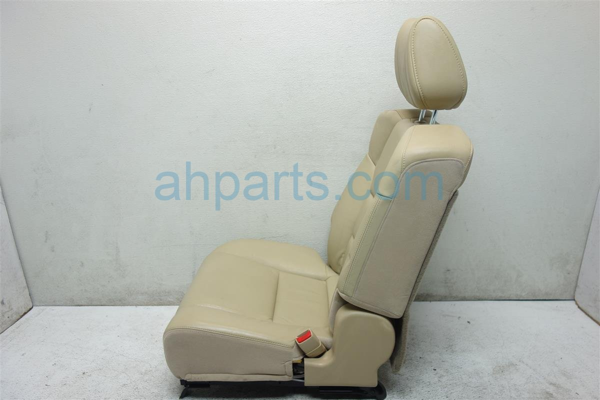 2010 Acura MDX Rear back 2nd row 2ND ROW Passenger SEAT TAN 81332 STX A01 81332STXA01 Replacement