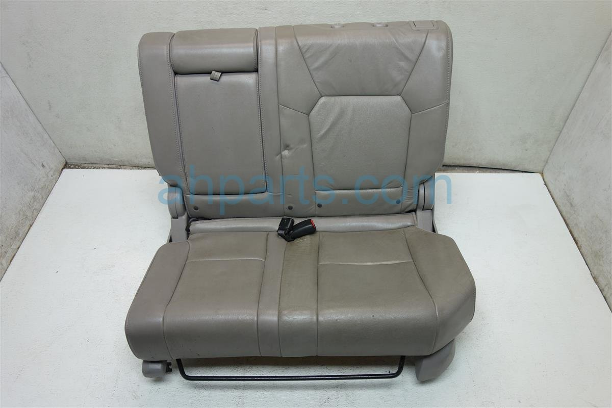 2011 Honda Pilot Rear back 2nd row 2ND ROW Driver SEAT GRAY LEATHER 81721 SZA A41ZC 81721SZAA41ZC Replacement