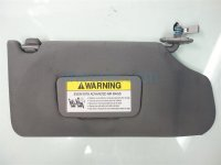 2008 Acura TL Passenger SUN VISOR GREY 83230 SEP A02ZA 83230SEPA02ZA Replacement