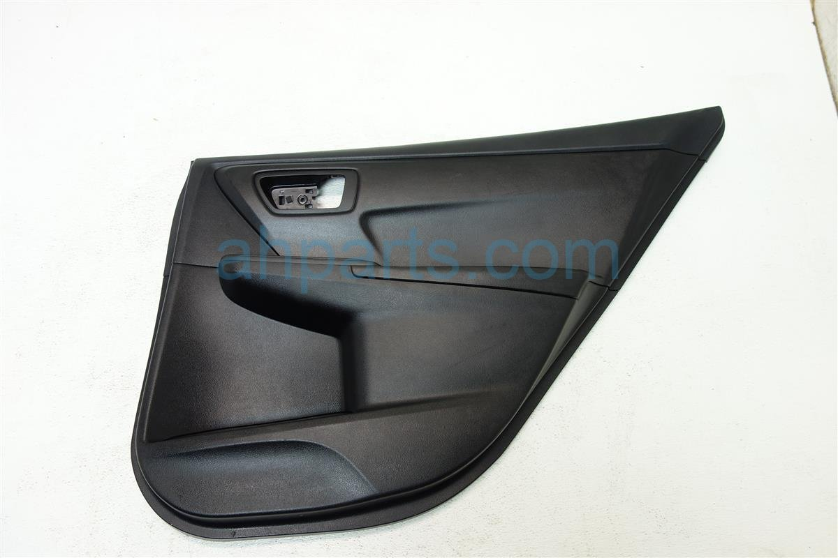 2015 Toyota Camry Rear passenger DOOR PANEL TRIM LINER BLACK 67630 06F61 C6 6763006F61C6 Replacement