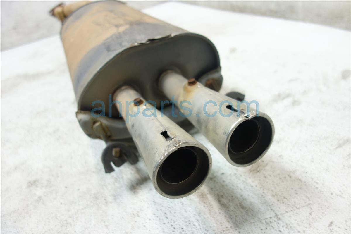 1996 Acura TL EXHAUST MUFFLER 18030 SW5 C50 18030SW5C50 Replacement