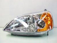 2001 Honda Civic Lamp Driver HEADLIGHT AFTMKT Replacement