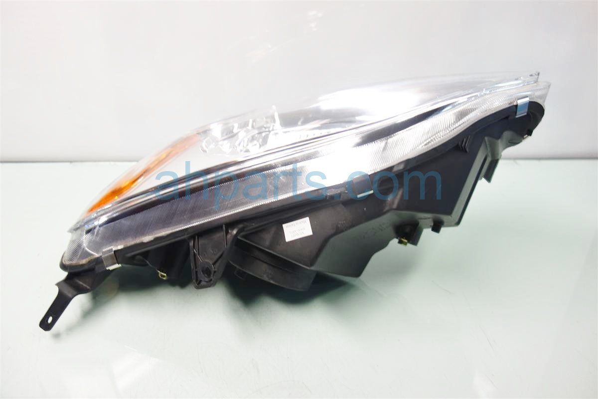 2001 Honda Civic Lamp Driver HEADLIGHT AFTMKT Replacement