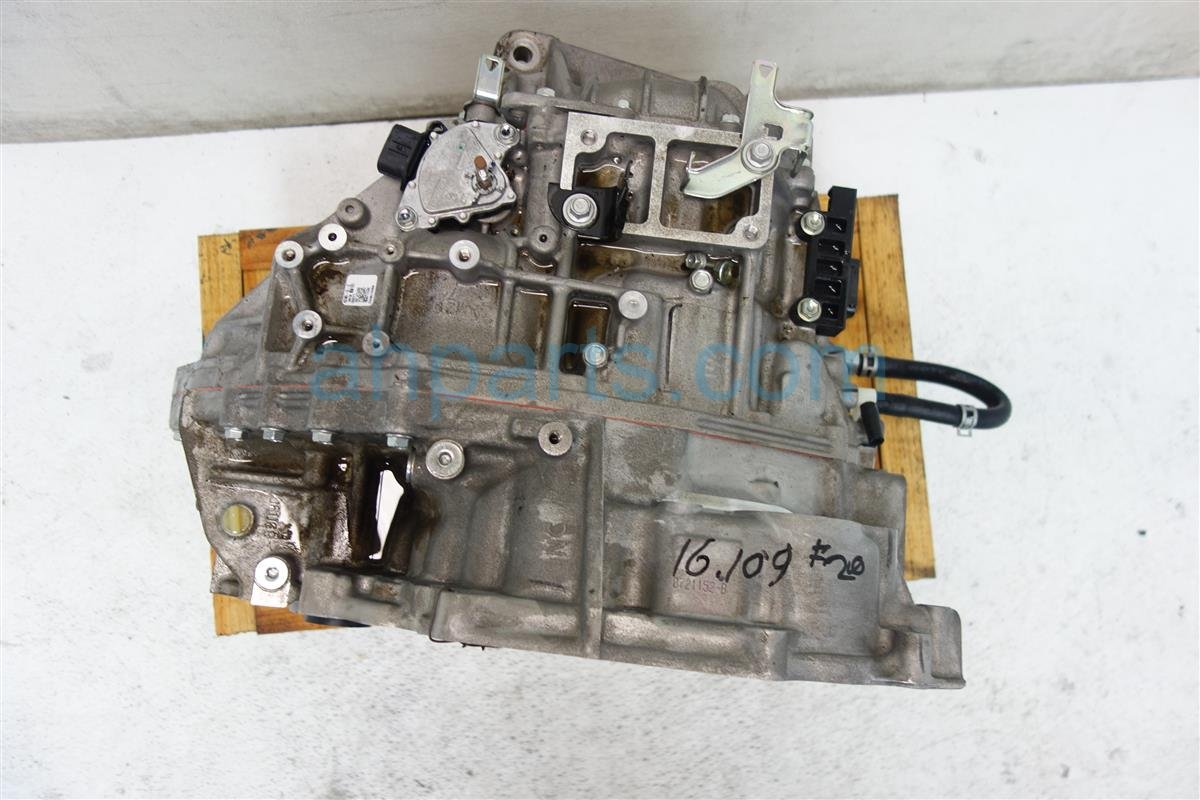 2015 Toyota Camry TRANSMISSION Replacement