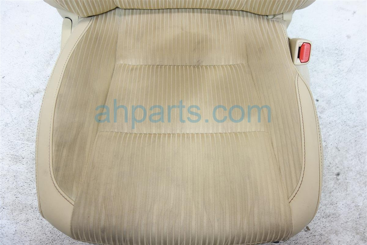 2015 Toyota Highlander Front passenger SEAT TAN VINYLE SOFTEX Replacement