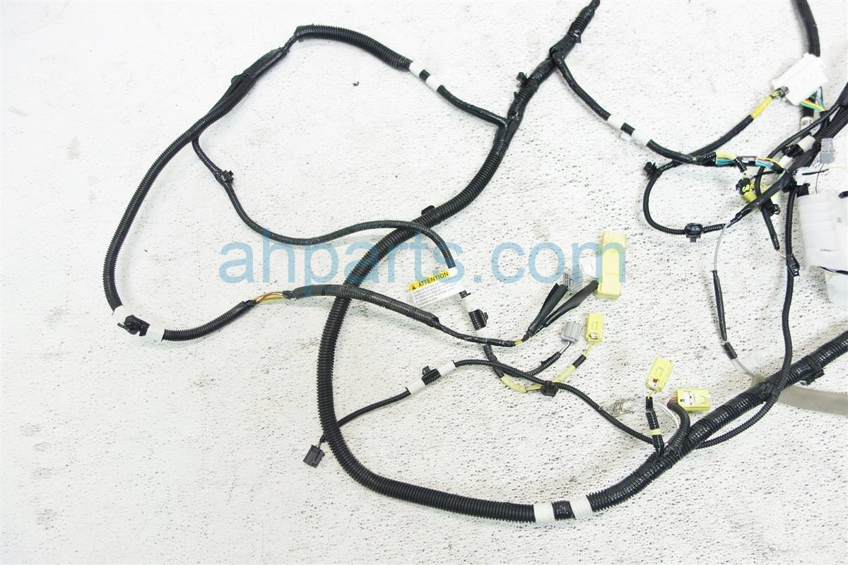 2015 Toyota Camry FLOOR WIRE HARNESS 82162 06R50 8216206R50 Replacement