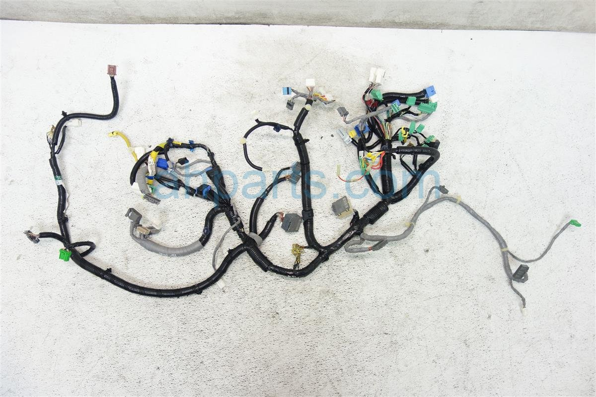 2012 Honda Civic INSTRUMENT WIRE HARNESS 32117 TS9 A00 32117TS9A00 Replacement