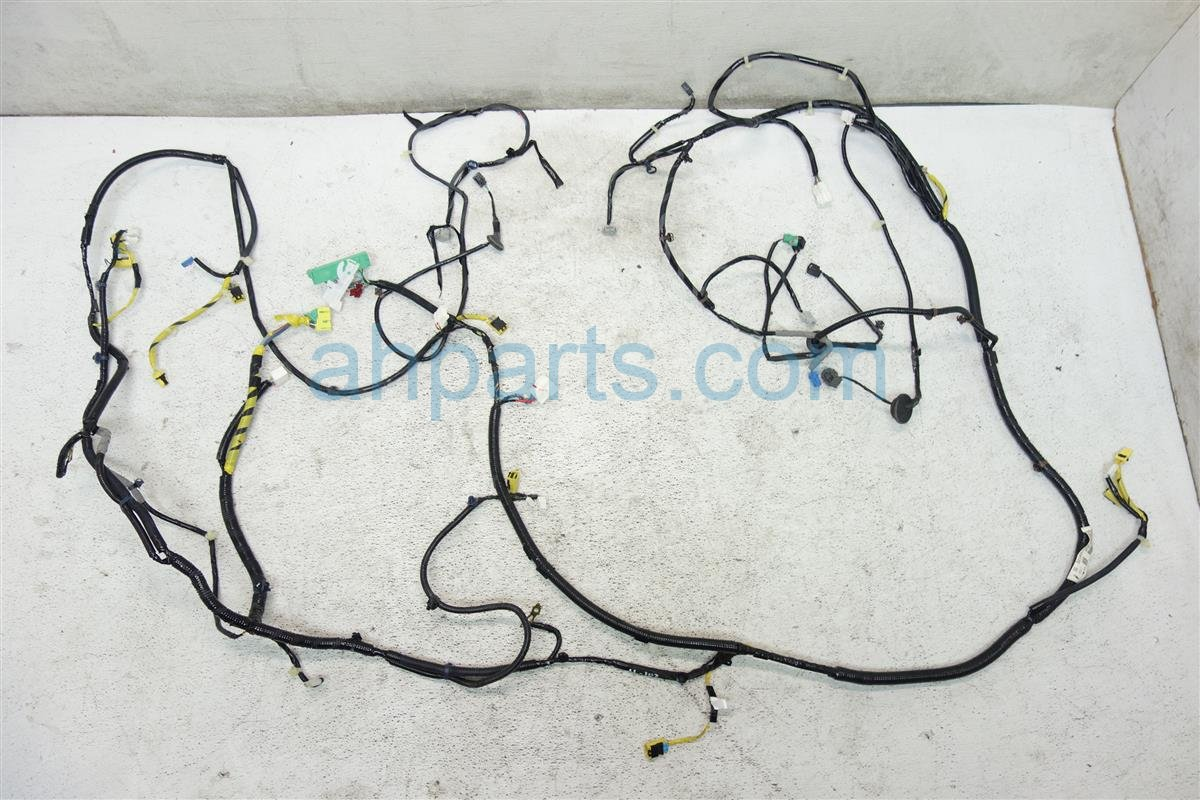 2012 Honda Civic FLOOR WIRE HARNESS 32107 TS8 A60 32107TS8A60 Replacement