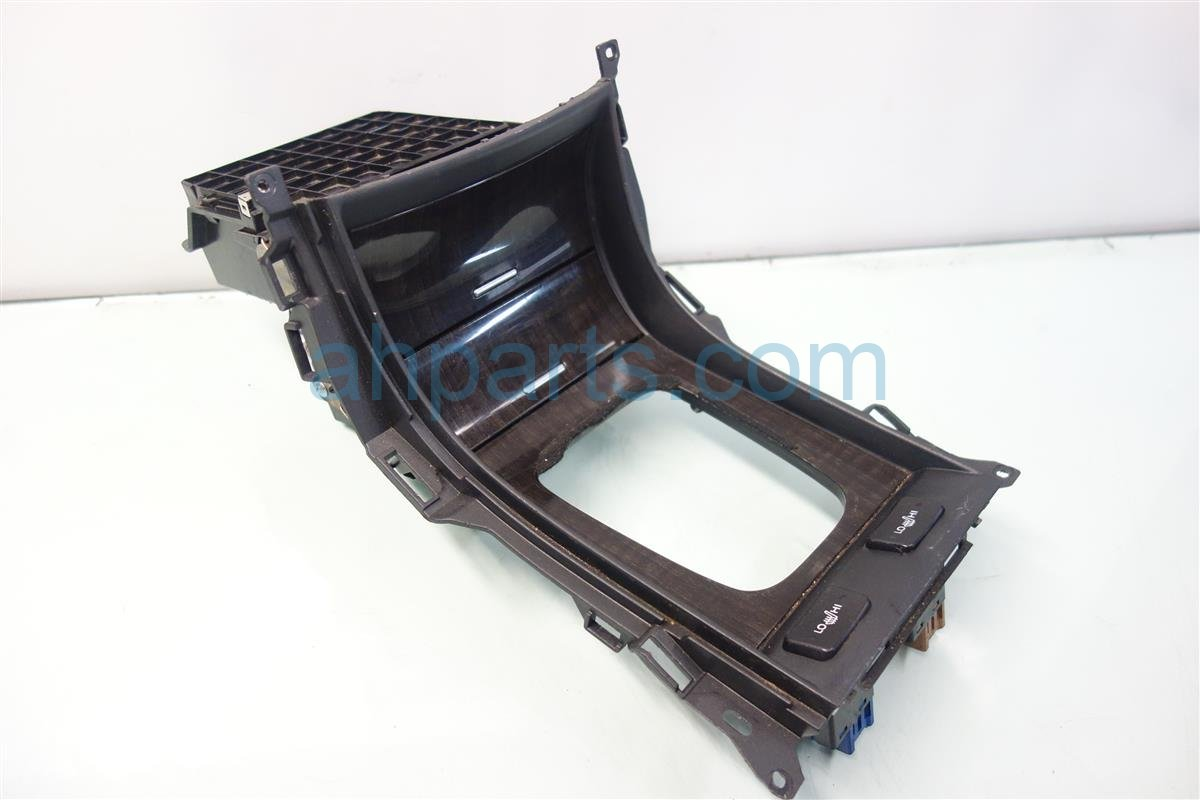 2008 Acura TL SHIFTER BEZEL 77292 SEP A01ZA 77292SEPA01ZA Replacement