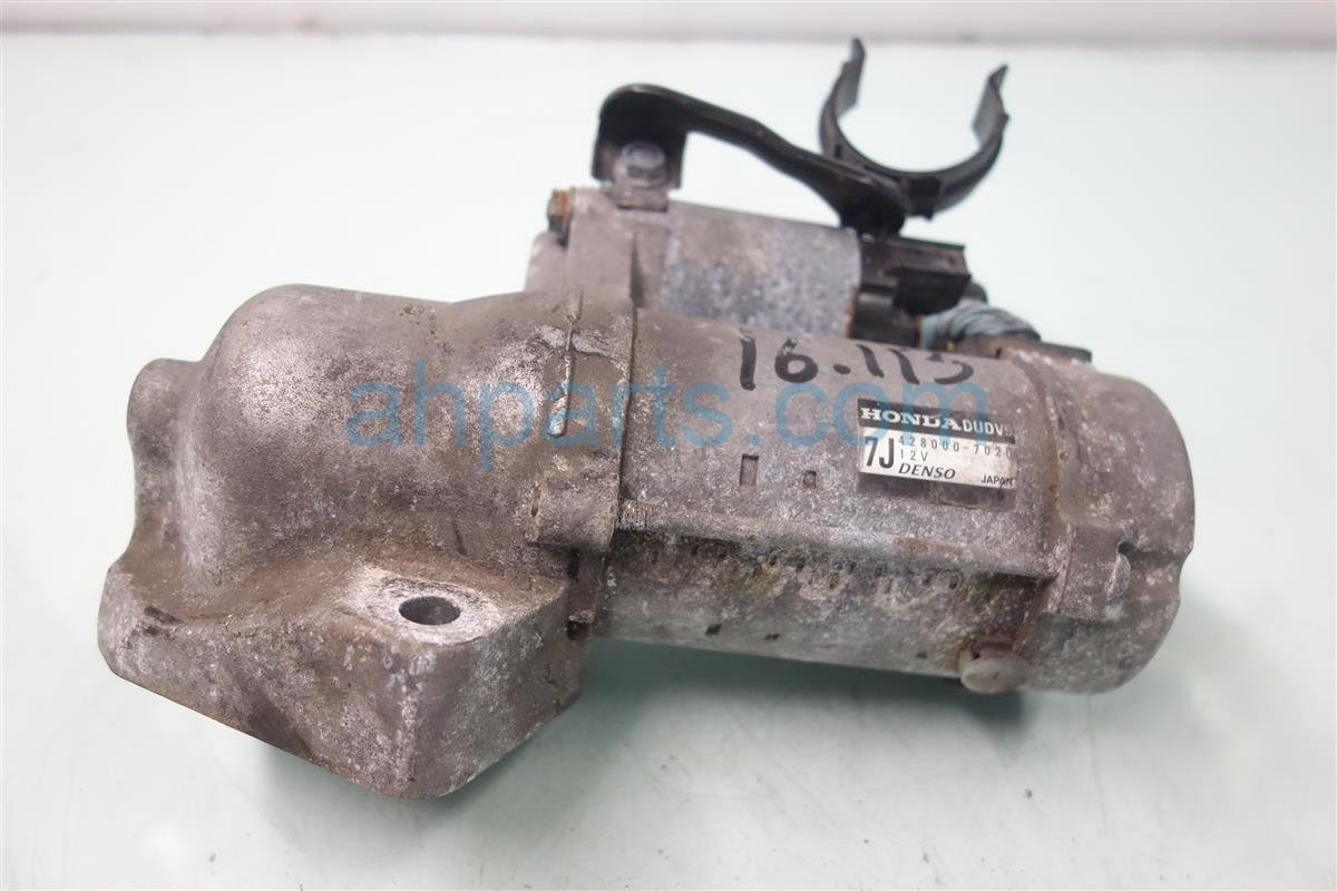 2014 Acura MDX STARTER MOTOR 31200 RK1 A71 31200RK1A71 Replacement