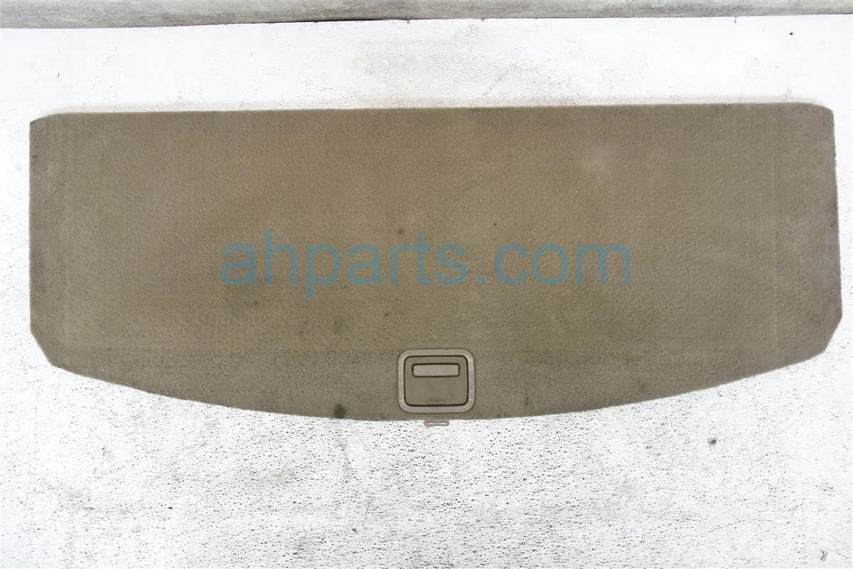2010 Acura MDX CARGO FLOOR LID TAN 84521 STX A00Z 84521STXA00Z Replacement