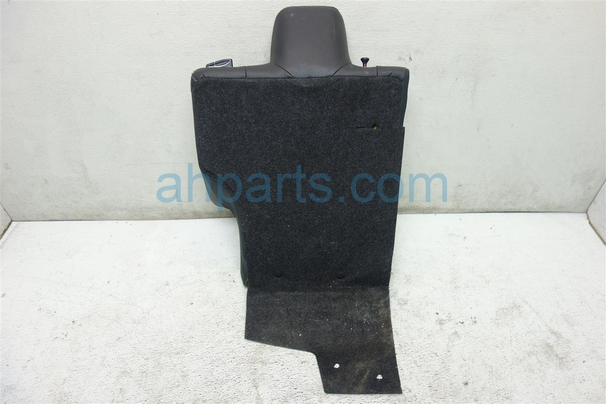 2014 Toyota Corolla Back seat 2nd row REAR Driver UPPER PORTION BLACK BLUE 71652 02670 7165202670 Replacement