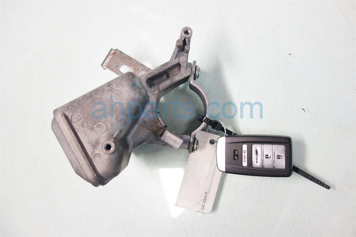 2014 Acura MDX Ignition Column Switch STEERING LOCK ASSEMBLY W KEY 06351 T2A H01 06351T2AH01 Replacement