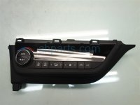 2015 Toyota Corolla Temperature Climate HEATER AC CONTROL ON DASH 55900 02500 5590002500 Replacement