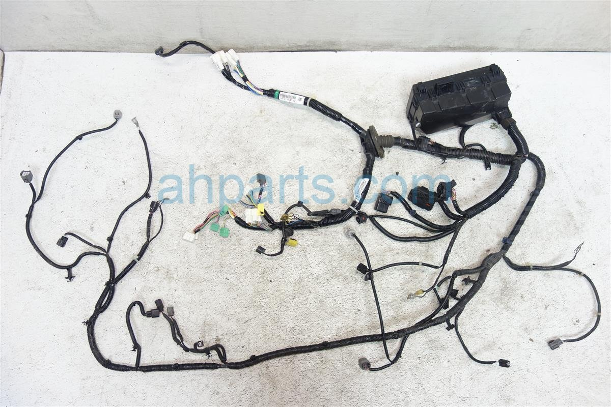 2014 Acura MDX Passenger CABIN WIRE HARNESS 32100 TZ6 A10 32100TZ6A10 Replacement