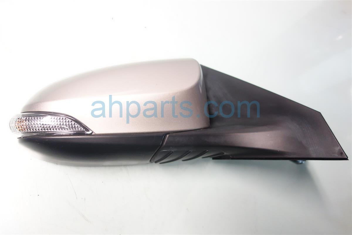 2013 Toyota Avalon Passenger SIDE REAR VIEW MIRROR CHAMPAGNE 87901 07011 8790107011 Replacement
