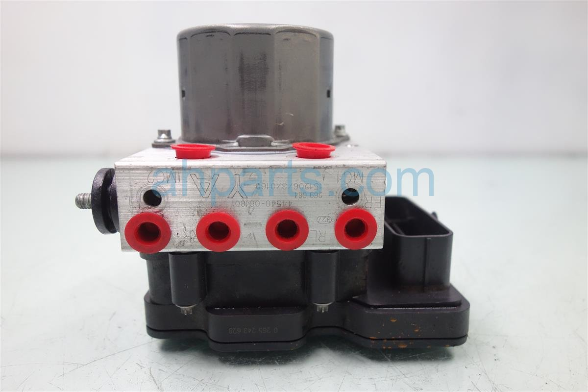 2016 Toyota Camry anti lock brake ABS VSA PUMP MODULATOR 44050 06240 4405006240 Replacement