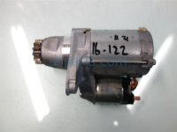 2013 Toyota Camry STARTER MOTOR Replacement
