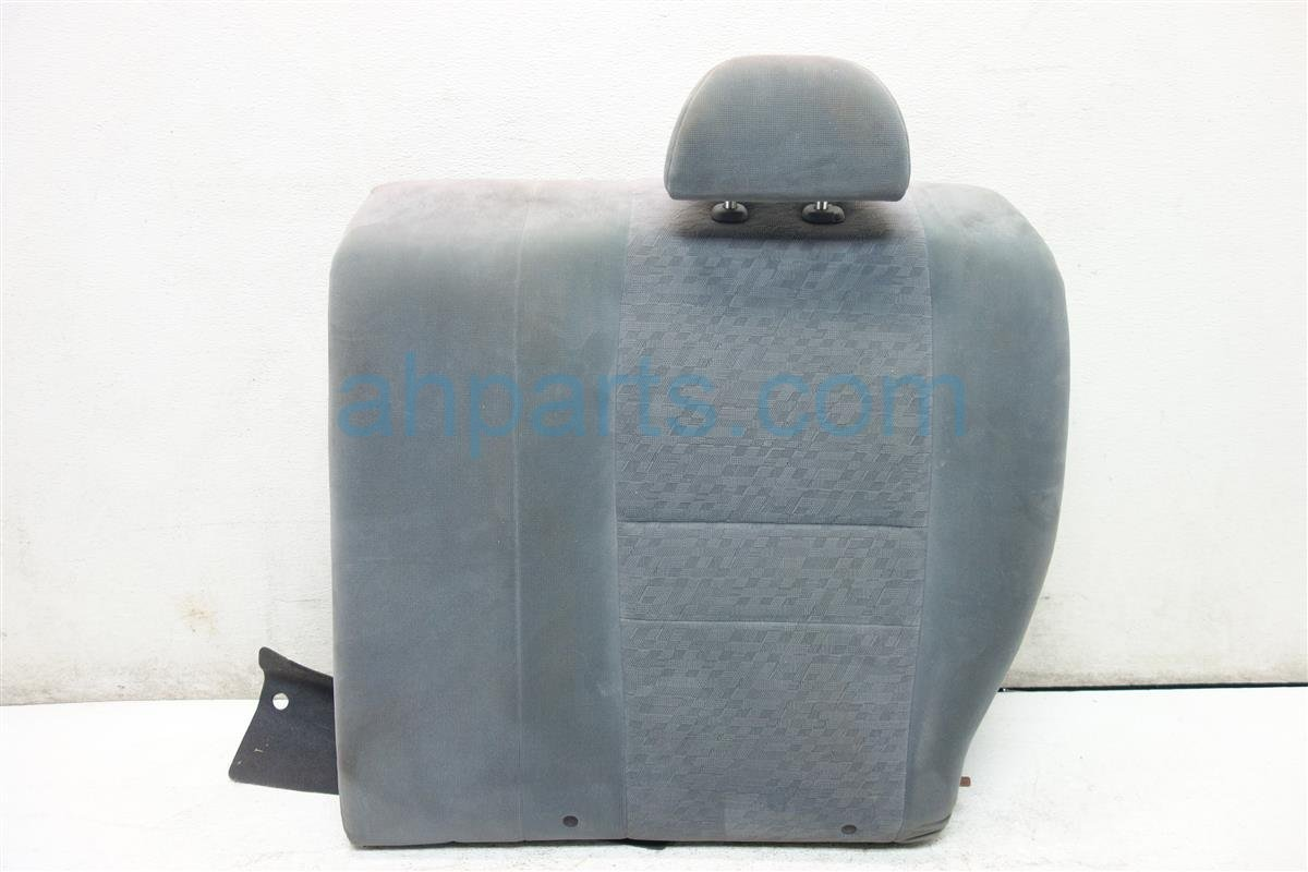 2006 Honda Accord Back 2nd row REAR SEATS ASSY 2DR CLOTH GRAY Replacement