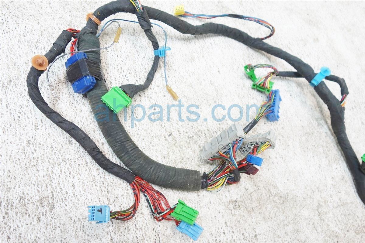 ... 1994 Honda Prelude Instrument Wire Harness 32117 SS0 A12 Replacement ...