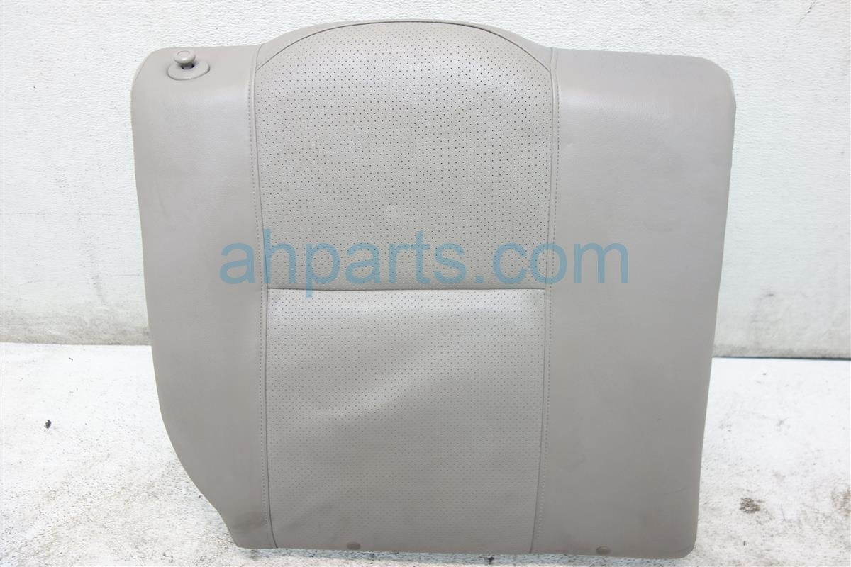 2002 Acura RSX Back 2nd row Rear passenger SEAT UPPER PORTION GREY 82127 S6M J01 82127S6MJ01 Replacement