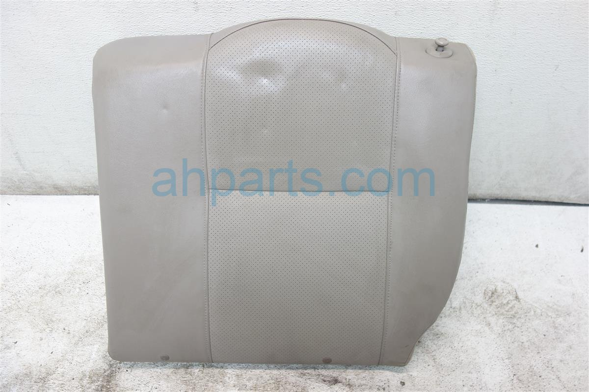 2002 Acura RSX Back 2nd row Rear driver SEAT UPPER PORTION GREY 82521 S6M A12ZB 82521S6MA12ZB Replacement