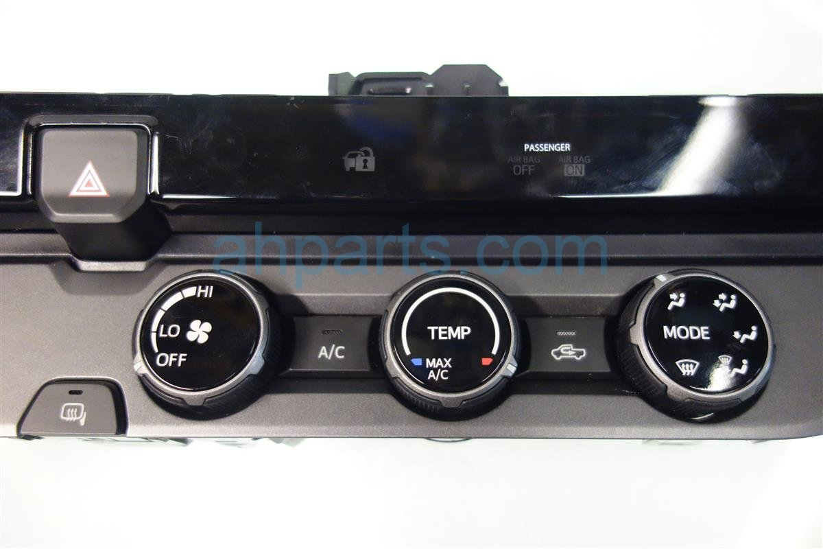 2016 Toyota Tacoma Temperature AC heater CLIMATE CONTROL UNIT 55900 04110 B0 5590004110B0 Replacement