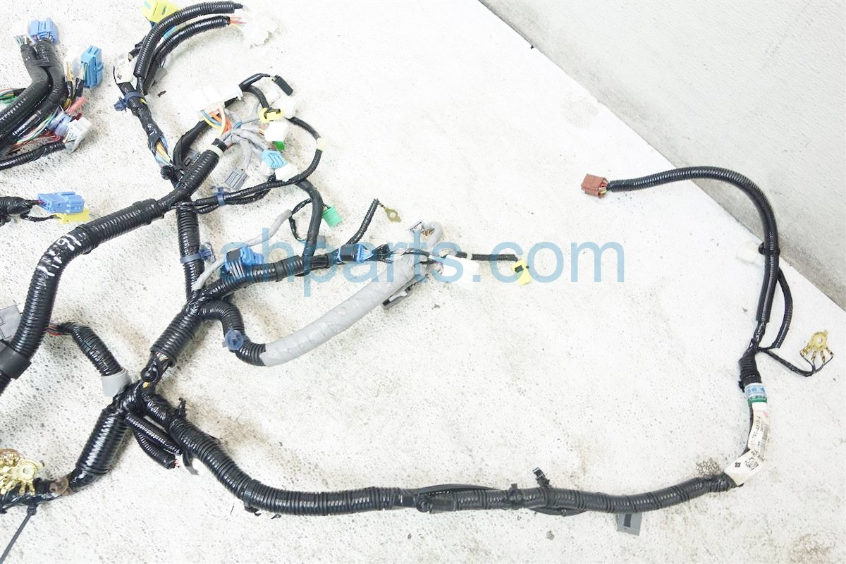 2013 Honda Civic Instrument Panel Wire Harness 32117 Tr0 A61 Wiring Replacement