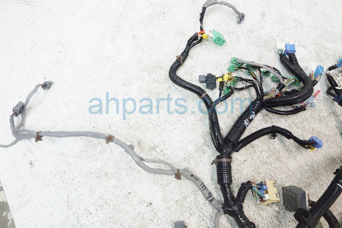 2013 Honda Civic INSTRUMENT PANEL WIRE HARNESS 32117 TR0 A61 32117TR0A61 Replacement